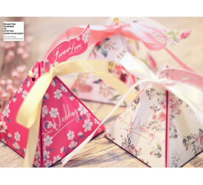 喜糖盒回禮盒 歐式結婚喜糖包裝紙盒子創意婚禮喜糖盒個性婚慶用品(同色30個)_☆找好物FINDGOODS☆
