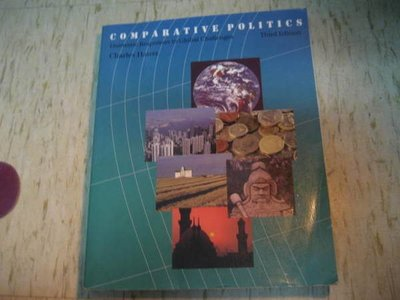 【邱媽媽二手書】COMPARATIVE POLITICS --第三版/ISBN:0-534-56754-1