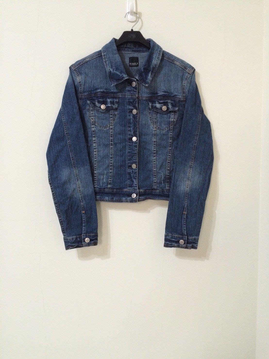 古著 Vintage 90s 牛仔外套 丹寧牛仔夾克