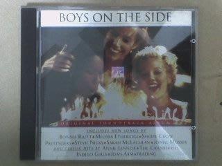 Boys On The Side瀟灑有情天電影原聲帶(Bonnie Raitt,Sarah McLachlan,Indigo Girls...)