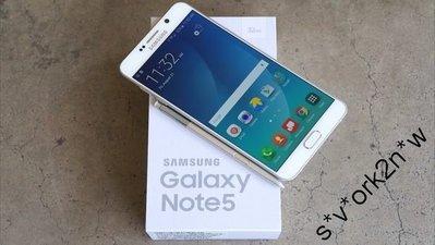 熱賣點 旺角實店 全新 Samsung Galaxy Note5  繁中  note 5 n9250 N920C