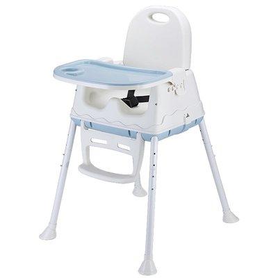 促銷款 寶寶餐椅 嬰兒餐桌吃飯椅 兒童餐椅 便攜式宜家可折疊多功能bb學坐椅