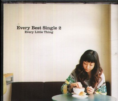 八八 - Every Little Thing - Every Best Single 2 - 日版 CD+DVD