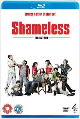 無恥家庭  無恥之徒 第四季  Shameless Season 4 (2007)  共2碟