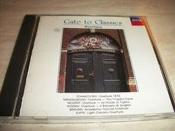 *阿威的音樂盒。CD。古典*DECCA【GATE TO CLASSIC古典之門-3】品相優 值得收藏