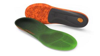 【Superfeet總代理】TRAILBLAZER Comfort Max 青綠色碳纖健行鞋墊