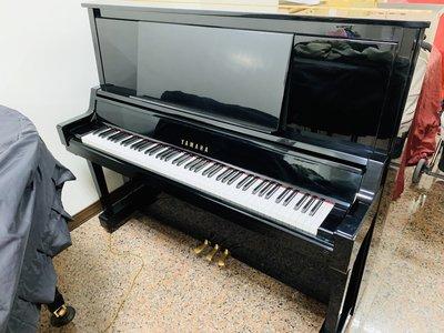 【台南C大調 台南中古鋼琴 / 台南鋼琴】台裝山葉鋼琴YAMAHA U30  3號大譜架型
