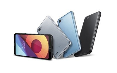 LG Q6+ 18:9全螢幕設計 支援臉部辨識 4+3雙卡雙待 5.5吋 美顏手機 福利機 送保護殼 鋼化貼