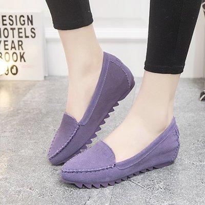 =WHITY=韓國FUPA品牌 韓國製四季百搭中跟舒適厚底內增高鞋好穿軟底出口日本訂單超多S7DAA47