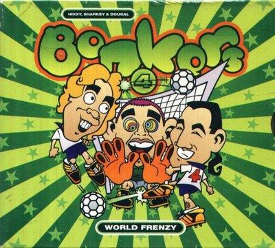 八八 - Bonkers 4 - 3 CD Sequel Base O.M.G. Devil Licious Equin