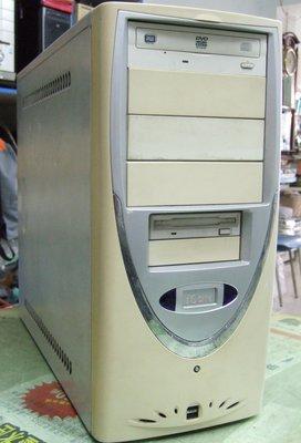 【小楊電腦】二手中古 2 核心 WIN7主機PC-1文書機 時機歹歹隨便賣(軟體已安裝好)限量