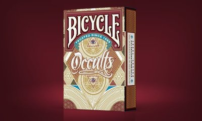 【USPCC撲克】Bicycle occults playing cards 神秘的撲克