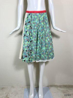 [我是寶琪] MARC JACOBS 印花內層鋪紗裙子