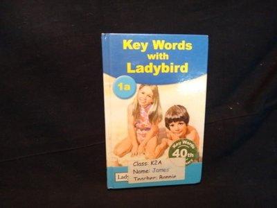 【愛悅二手書坊 09-12】Key Words Play  with us Ladybird 1a
