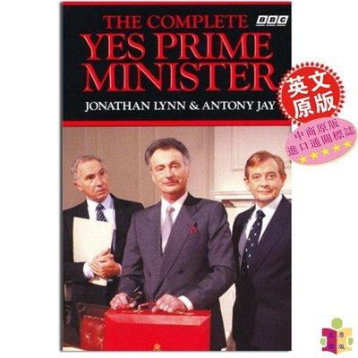 [文閲原版]是 首相故事 完整版 英文原版 The Complete Yes Prime Minister 是,首相 BBC電視劇原著小說
