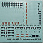 【TRUMPETER 05608】1/350 美國海軍 列克星敦號航空母艦 CV-2 (含F4F-4完成品6入)