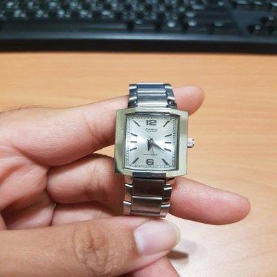 卡西歐 女錶LTP1233D-7A 電池沒電 $350 編106