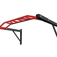 【Fitek 健身網】多種角度握把單槓 /多功能單槓 /壁掛式單槓 /引體向上器/ TRX、彈力帶、單槓吊帶都可配合使用