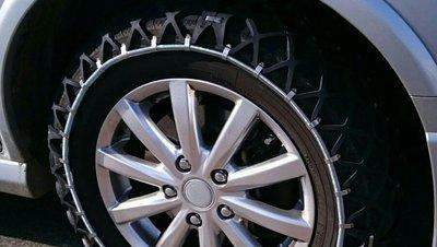 合歡山雪季日本頂級車專用雪鍊Yeti Snow Net非金屬輪胎防滑橡膠雪鏈不傷輪胎低噪音安裝快速