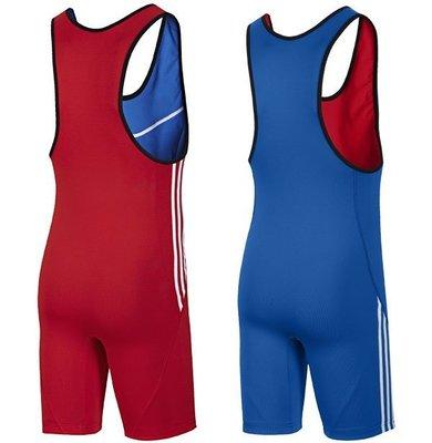 adidas wrestling Reversible Wrestler Men 2合1角力服
