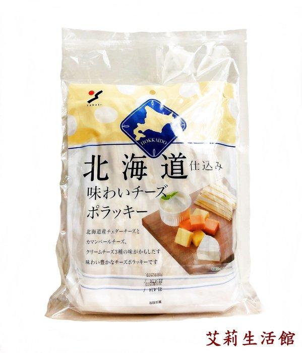 【艾莉生活館】COSTCO YAMAEI 山榮 北海道鱈魚起司條 250g x2包《㊣附發票》