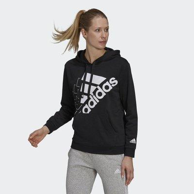 Adidas BRAND LOVE SLANTED LOGO RELAXED HOODI8/29止