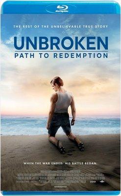 【藍光電影】堅不可摧:救贖之路  / Unbroken: Path to Redemption (2018)