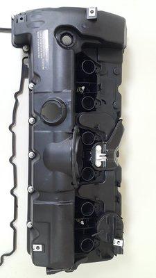 BMW F01 F02 N52N 2006-  汽門室蓋 氣門室蓋 鳥蓋 (OEM廠製) 11127552281