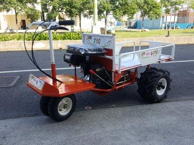 **農機達人**小牛 750 CH 輕型 搬運車 農用 搬運機 履帶車 元凱 小牛 富全 賜合 順農 新農 自動離合 農用搬運車