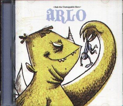 八八 - ARLO - STAB THE UNSTOPPABLE HERO - 日版 CD+2BONUS