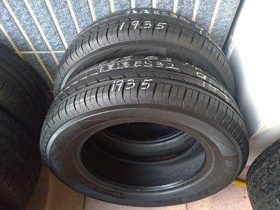 175 65 R 14 橫濱 ES32 19年35週製造 9成新 落地胎 二手 中古 輪胎 一輪1000元