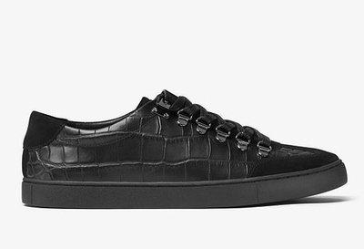 全新 Michael Kors leather sneaker 41碼 (現貨) 男裝休閒鞋 男裝鞋 男款鞋  leisure men's shoe 男鞋