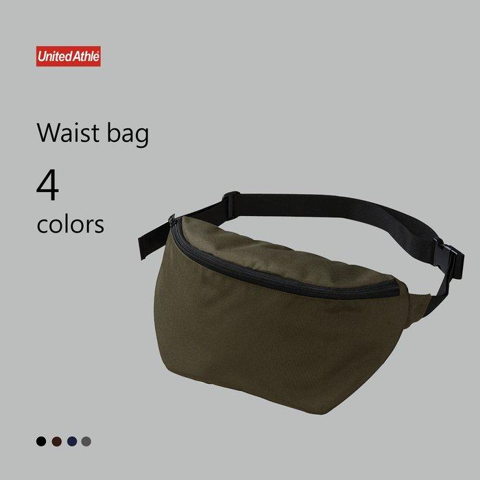 WaShiDa【UA1478】United Athle ×  600D 耐磨質地 腰包