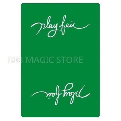 [808 MAGIC]魔術道具  Play fair V2(Green綠)