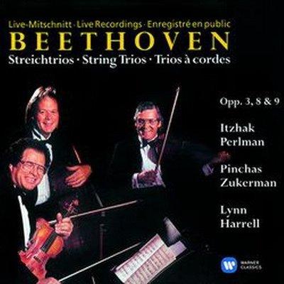 帕爾曼經典之聲48─貝多芬:弦樂三重奏全集 2CD /帕爾曼&哈瑞爾&祖克曼---2564612973