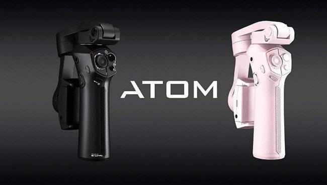 全新正品 SNOPPA ATOM 手機用折疊 三軸穩定器