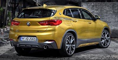 【樂駒】BMW F39 X2 M Sport 車頂 尾翼 空力 套件 精品 改裝 原廠 擾流 頂翼 後上擾流