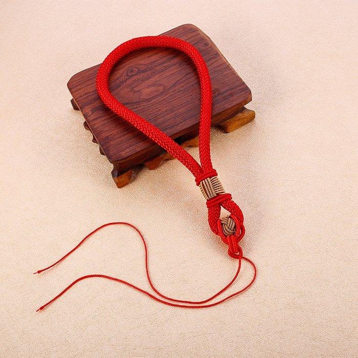 小花精品店-手把件掛繩手工編織文玩掛件繩子翡翠玉器把玩手繩車鑰匙彈弓失