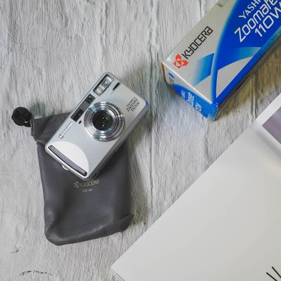 YASHICA ZOOMATE 110W 底片相機 傻瓜相機 全新機 已測試功能正常 135