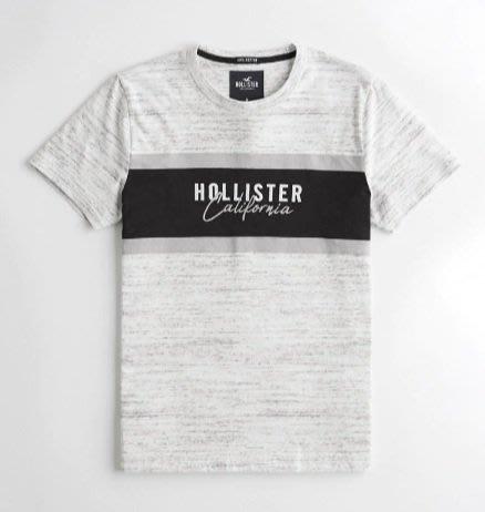 HCO Hollister 海鷗 車繡logo 短袖 短T  現貨