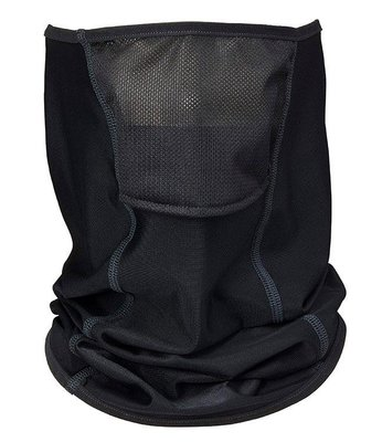 DAIWA DA-96020 抗UV 涼感 速乾 面罩 黑色潑墨黑