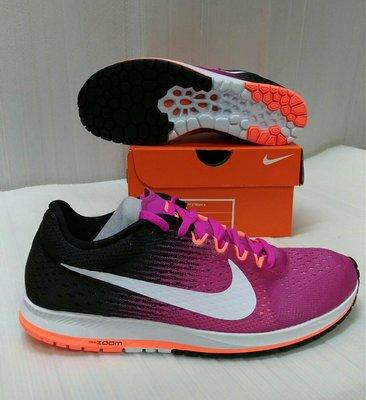 NIKE ZOOM STREAK 6馬拉松鞋 路跑鞋831413-600黑紫*尺寸詢問*