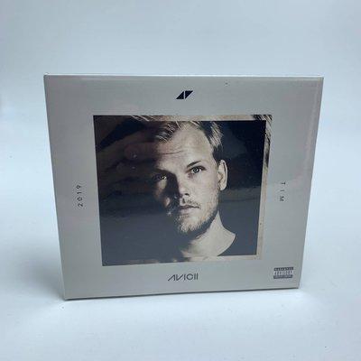 全新現貨專輯CD 艾維奇 Avicii TIM (Explicit)CD 精美盒裝