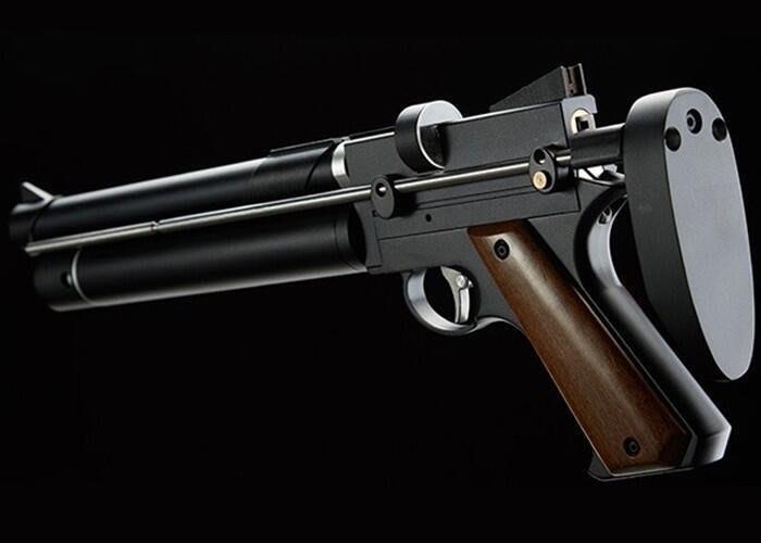 Speed千速(^_^)最新SPA/ARTEMIS 繼黑貓後又一最新力作 PP750 彈輪式高壓氣手槍 搶手價15000