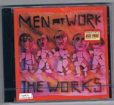 [鑫隆音樂]西洋CD-工作者 Men At Work : 精選輯 The Works(全新)免競標