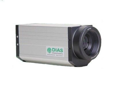 德國DIAS在線式紅外線熱像儀 PV380LC (紅外線監控測量人體體溫)
