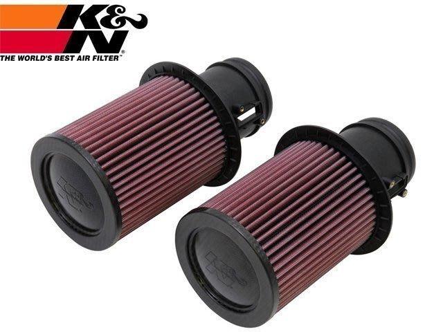 美國 K&N 進氣 系統 香菇頭 E-0669 Audi R8 5.2 V10 09-14 專用