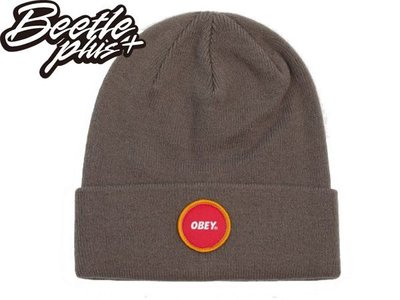 BEETLE PLUS 西門町經銷  美國品牌 OBEY CIRCLE PATCH BEA