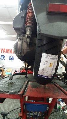 欣輪車業 象牌輪胎 ME7 120/70-12 安裝價1900元 通勤超優