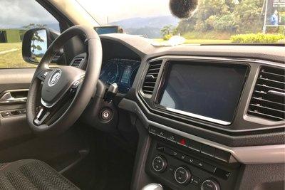 2018 VW AMAROK V6 TDI安裝9吋安卓機